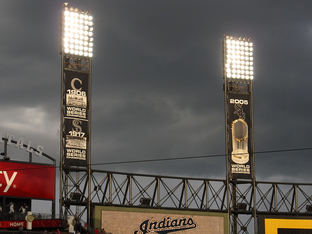 Chicago White Sox World Series Victories, U.S. Cellular Field, Chicago, Illinois from Flickr via Wylio