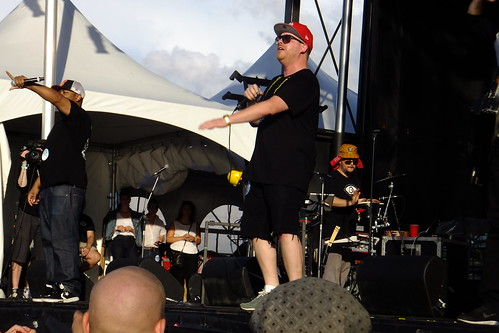 El-P at Ottawa Bluesfest 2013