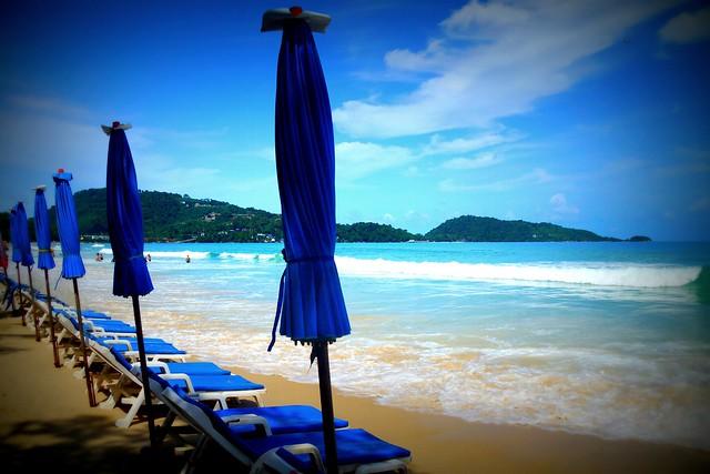 Beaches in Patong, Phuket