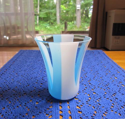 水色のグラス by Poran111