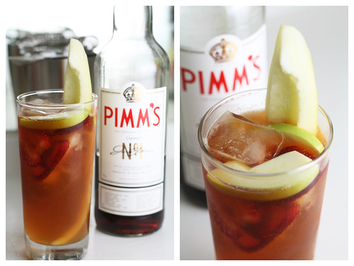 Cocktail: Pimm's Cup