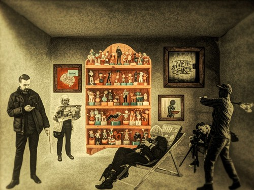 The Gallery Of The Mind