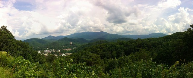 Gatlinburg Bypass Overlook