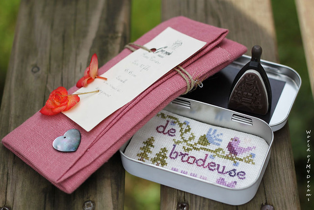 presents from Irina