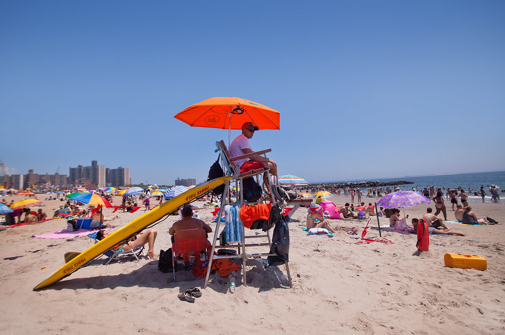 Coney Island Beach | New York