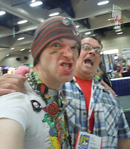 SDCC 2013 :: Tokka & The Mr.Eastman