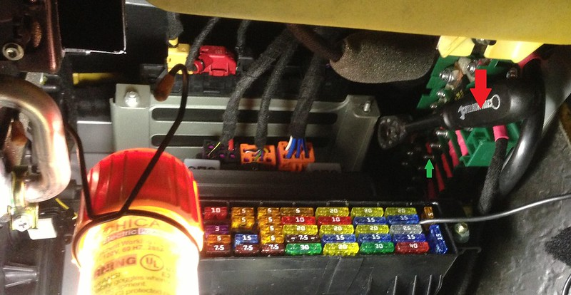 gallardo a/c problem - passenger side radiator fan - lamborghini forum