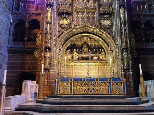 Altare, Liverpool Cathedral
