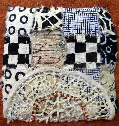 text on textiles: passport