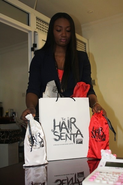 Miss Ghana 2013 winners visit Hair Senta (4)
