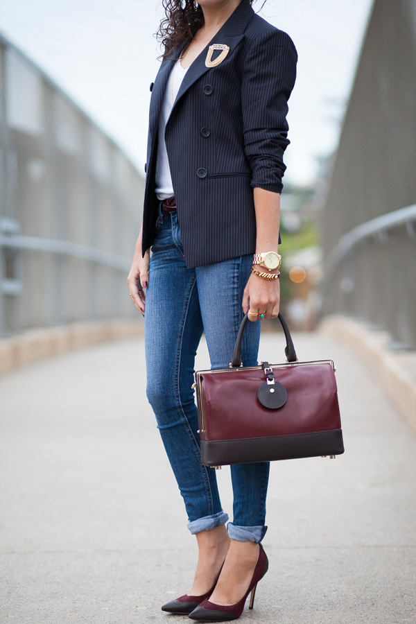pinstripe-double-breasted-blazer-theory-jason wu-fashion blogger