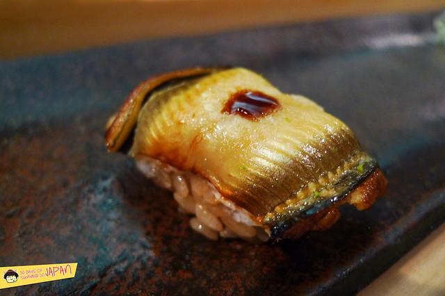 Sushi Sho - Tokyo - Anago sea eel