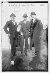 E. Cowdin, N. Prince, Wm. Thaw  (LOC)