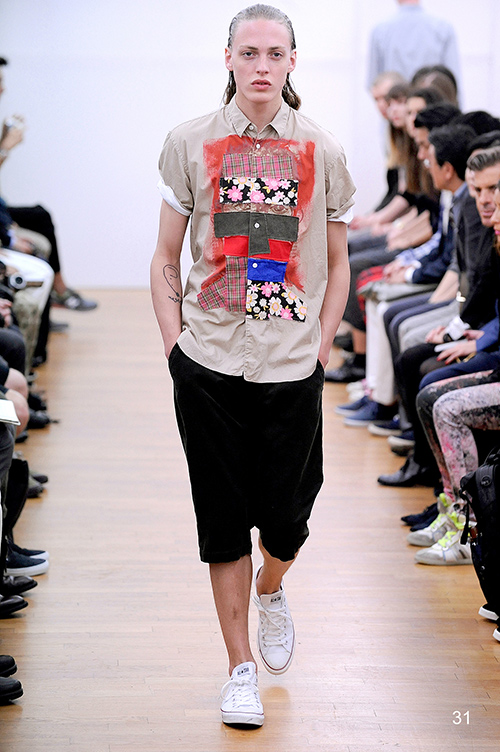 Erik Andersson3166_SS14 Paris COMME des GARCONS SHIRT(Fashion Press)