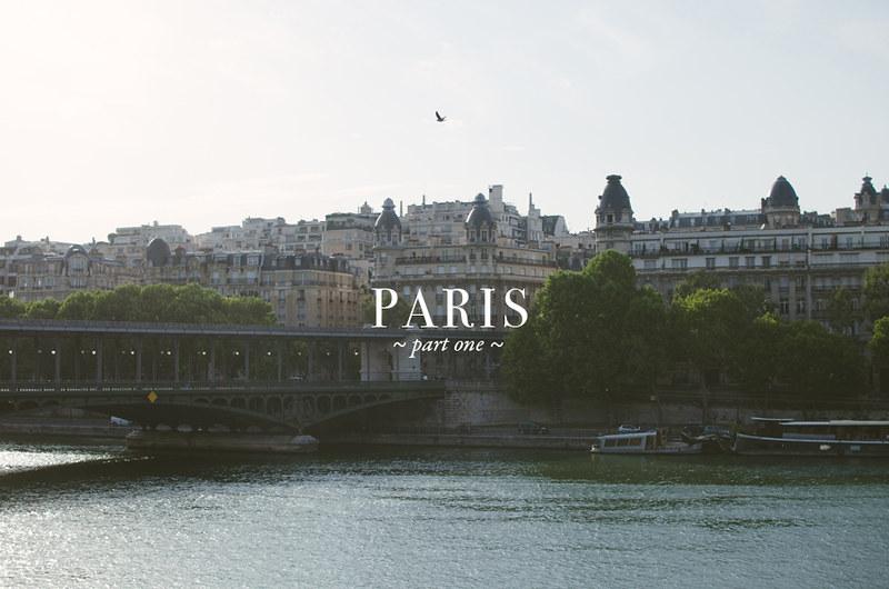 paris/ part one