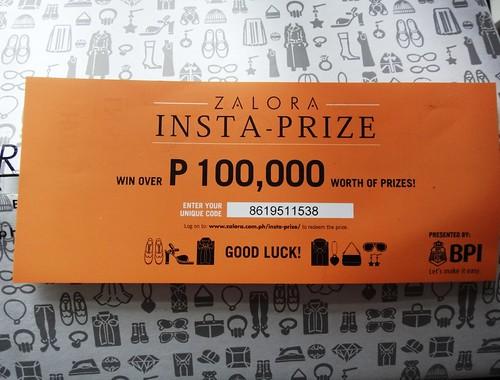 insta prize certificate