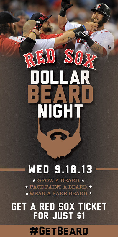 Beard night