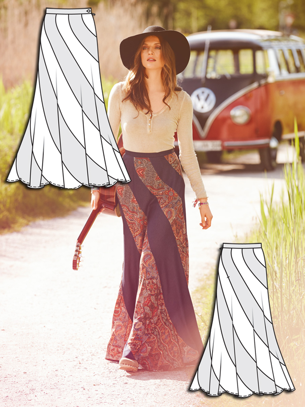 Snap Woodstock: 11 Bohemian New Sewing Patterns – Sewing Blog ...