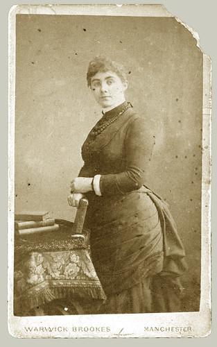 cdv woman