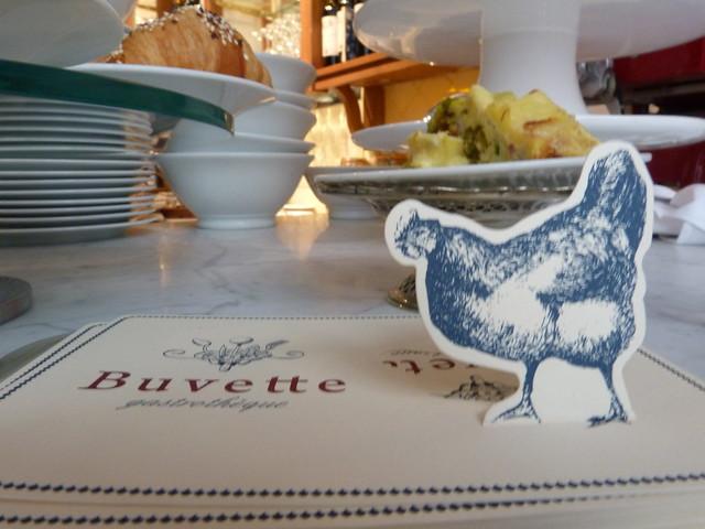 Buvette Gastrotheque - la poule