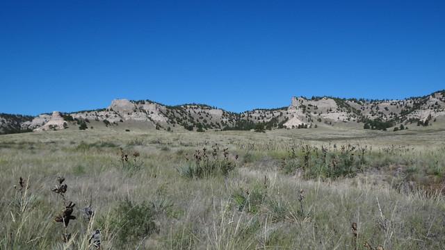 Wildcat Hills, Cedar Canyon