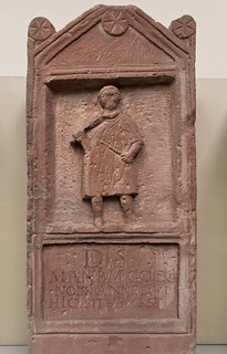 Epitaph of a young charioteer