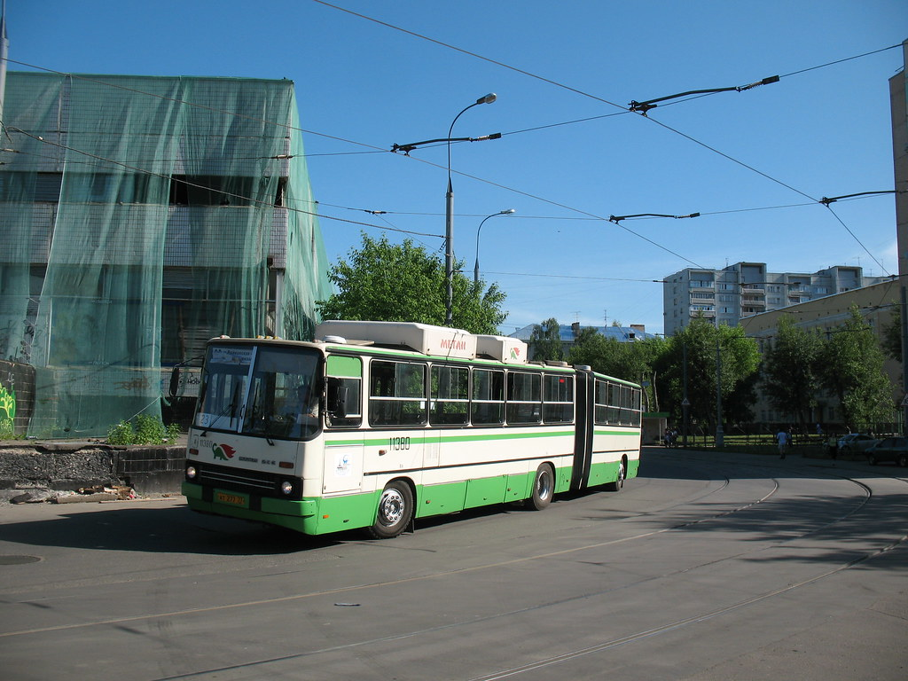 Moscow bus Ikarus-280.33M 11380 20070525 208