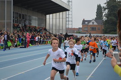 Pierkesloop 2013 3e ljr jongens