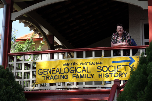 Perth Royal Show 2013 - Genealogical and Historical Societies Present