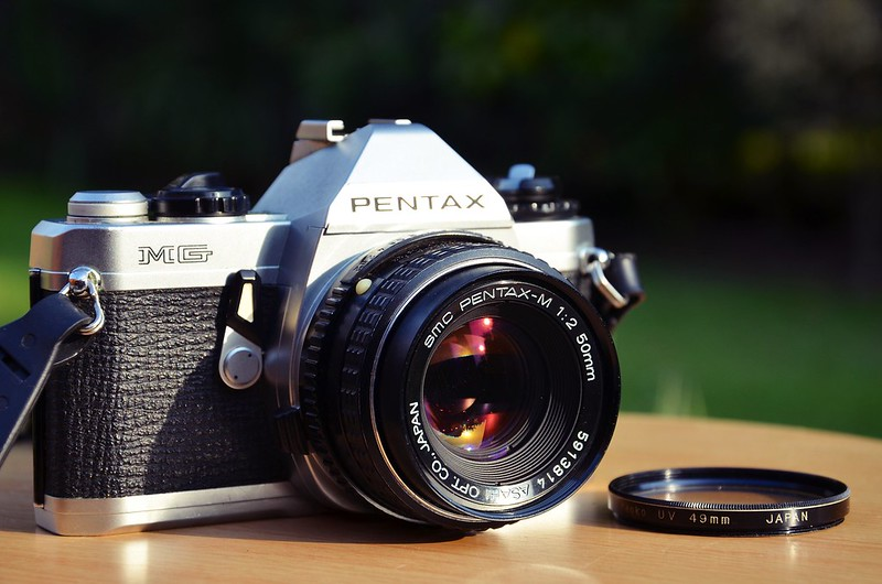 Pentax MG   (1981-84)
