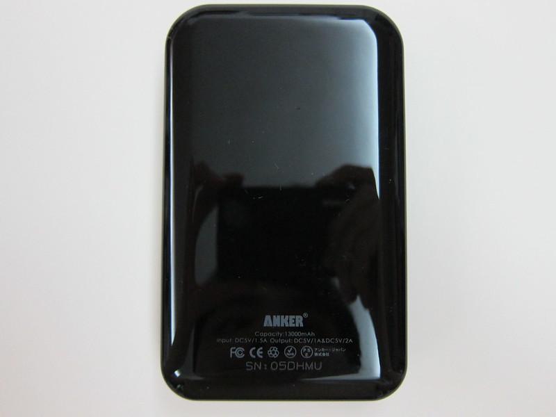 Anker Astro E4 - Bottom View