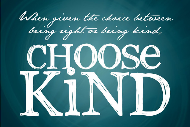 choose kind
