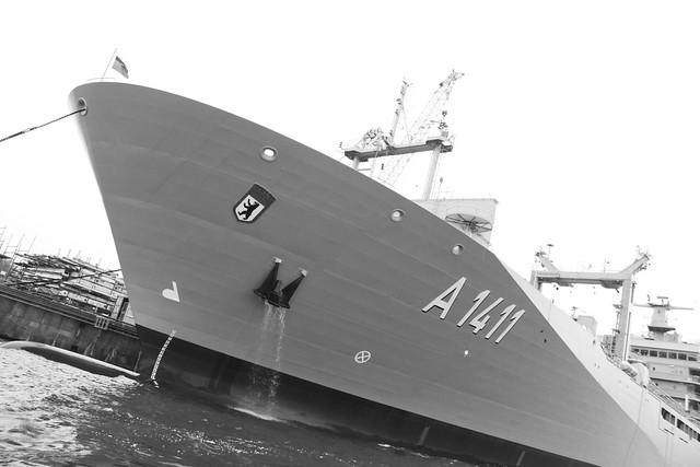 Paseo en barco por Hamburgo