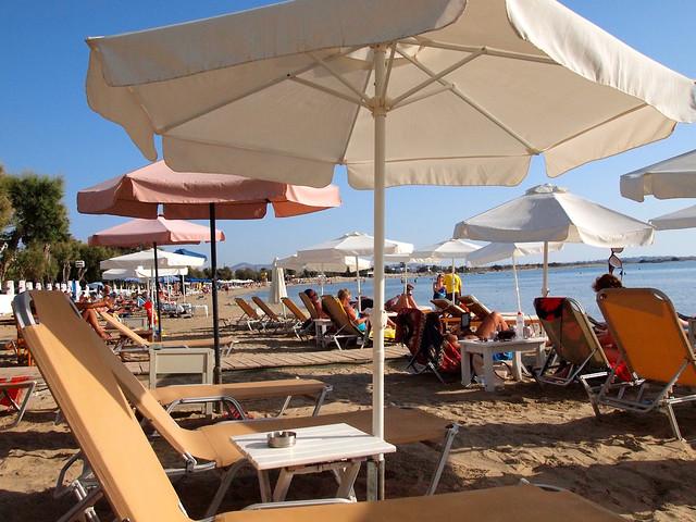 St. George Beach, Naxos