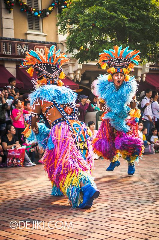 Flights of Fantasy - Tribal Dancers 4