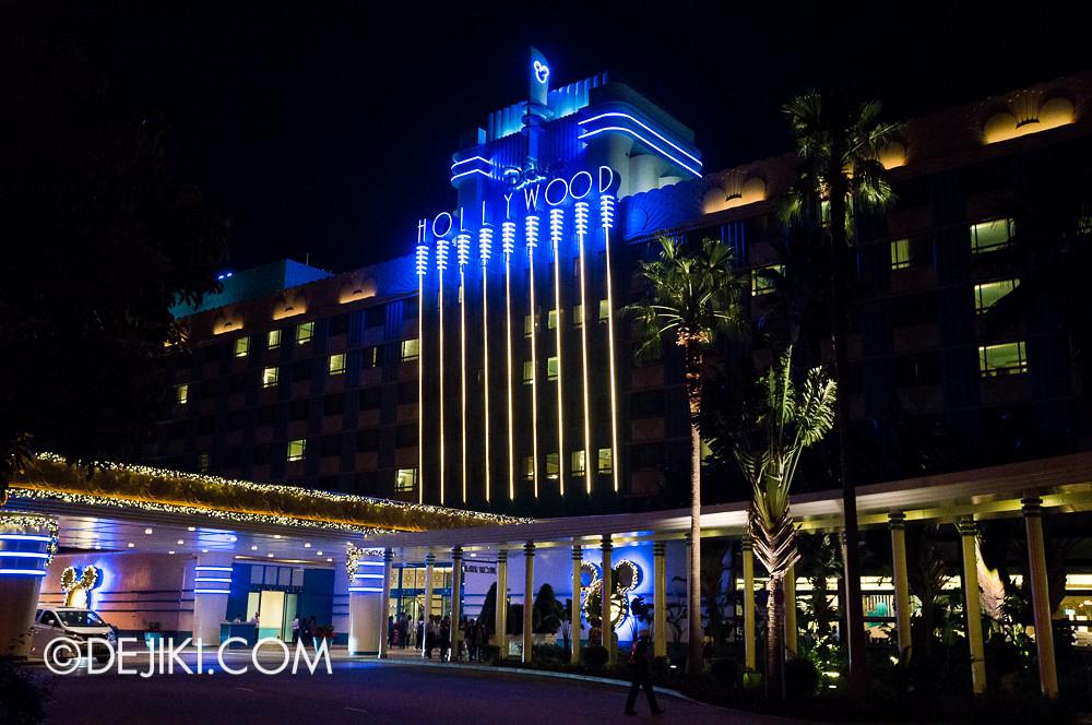 Disney's Hollywood Hotel - Night