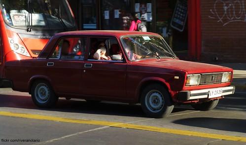 Lada 2105 - Santiago, Chile
