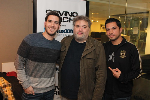 Artie Lange returns to the Covino & Rich Show