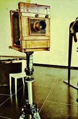 1860 Wet plate camera