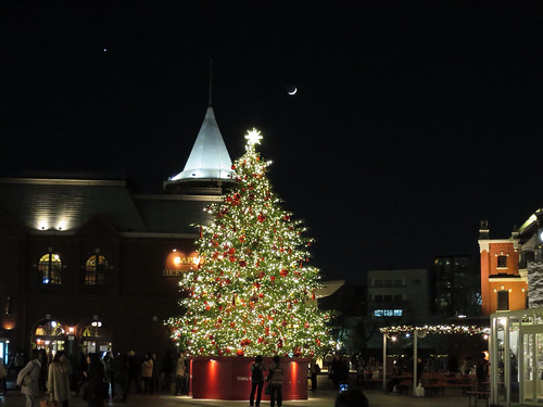 恵比寿ガーデンプレイスのクリスマスツリー2013