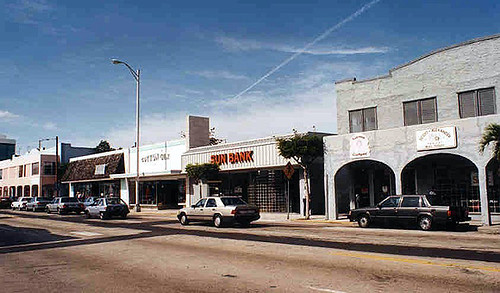 South Miami Hometown District, before (courtesy of Dover Kohl)