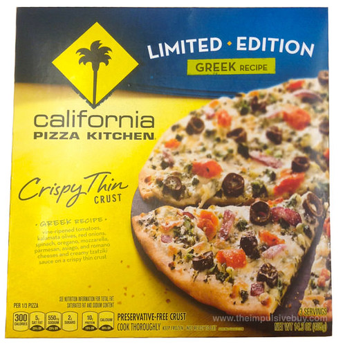 QUICK REVIEW: California Pizza Kitchen Limited Edition