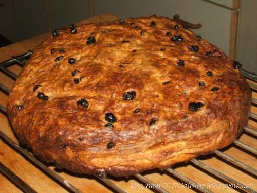 Modern 'Lardy' Cake (BBB December 2013)