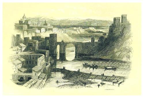 023-Toledo-La Spagna, opera storica, artistica, pittoresca e monumentale..1850-51- British Library