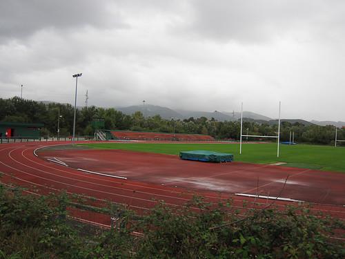 Pistas de atletismo de Plaiaundi