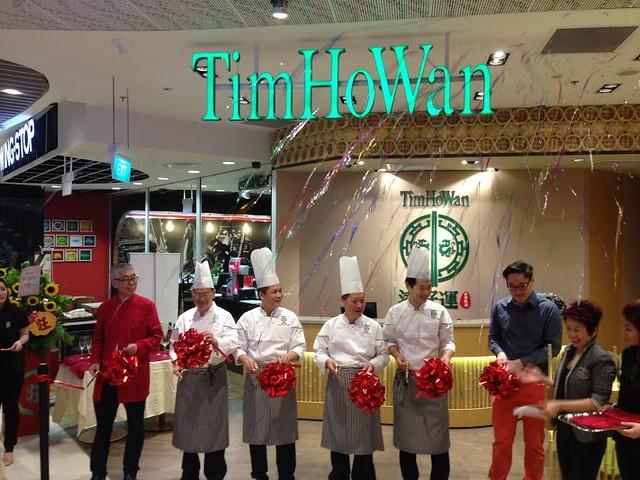 Tim Ho Wan Bedok Mall opening
