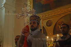 Armenian Xmas, Armenian Church, Calcutta (Kokata)