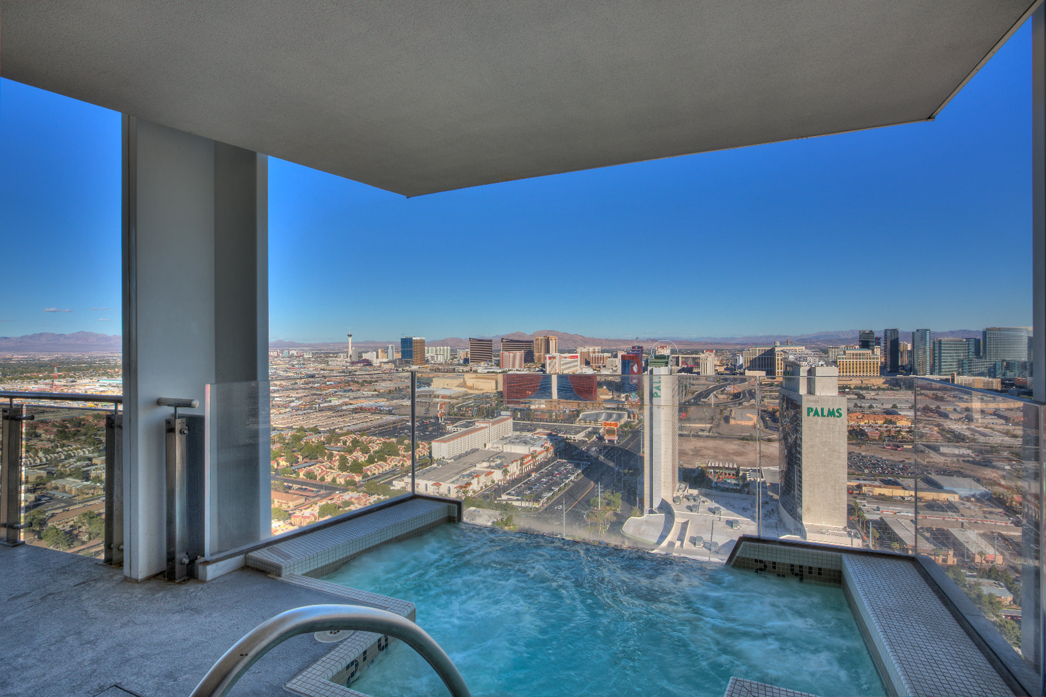 The Palms Place Hotel And Spa Las Vegas