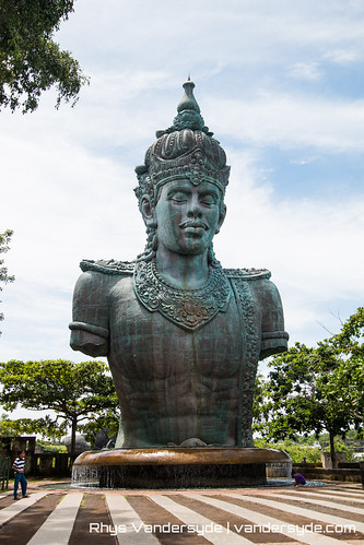 Garuda Wisnu Kencana Cultural Park, Bali, Indonesia