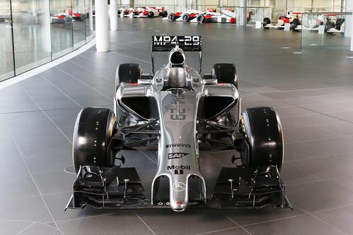 Equipo McLaren F1 2014